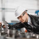 automotive assembly line worker