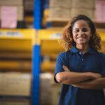 warehouse general labourer worker