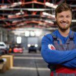 automotive assembly line general labourer job worker