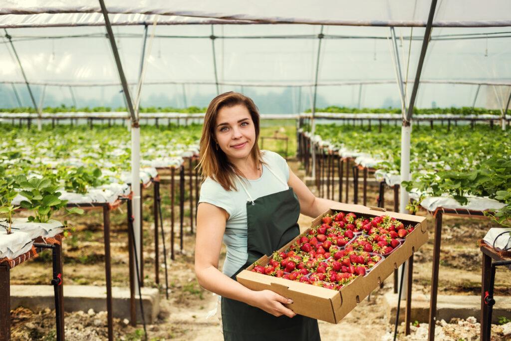 seasonal job worker agriculture